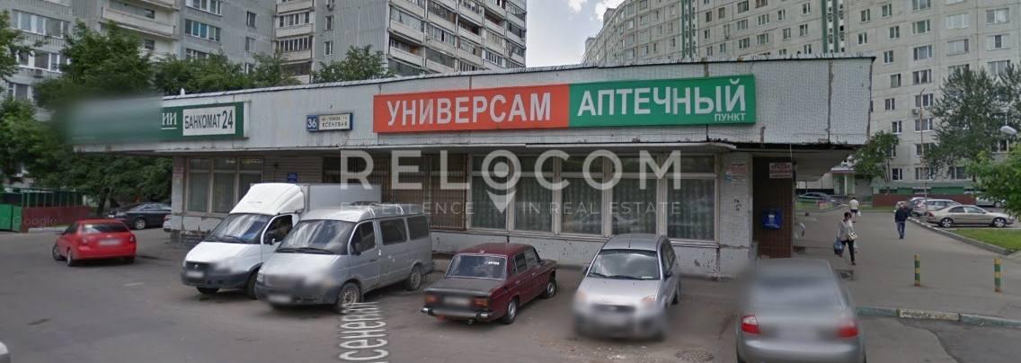 Административное здание Ясеневая ул. 36.