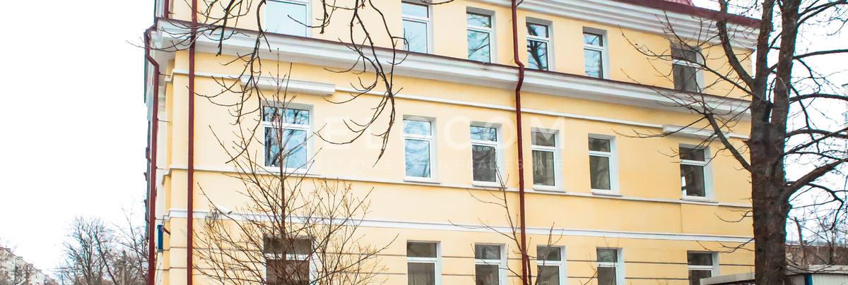 Административное здание Бажова 18