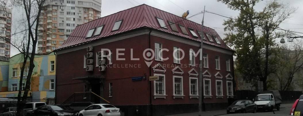 Административное здание Верхняя Красносельская ул. 20, стр. 1.