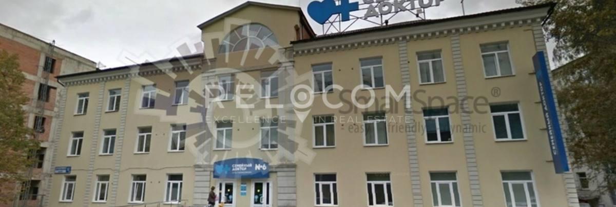 Административное здание Севастопольский 10