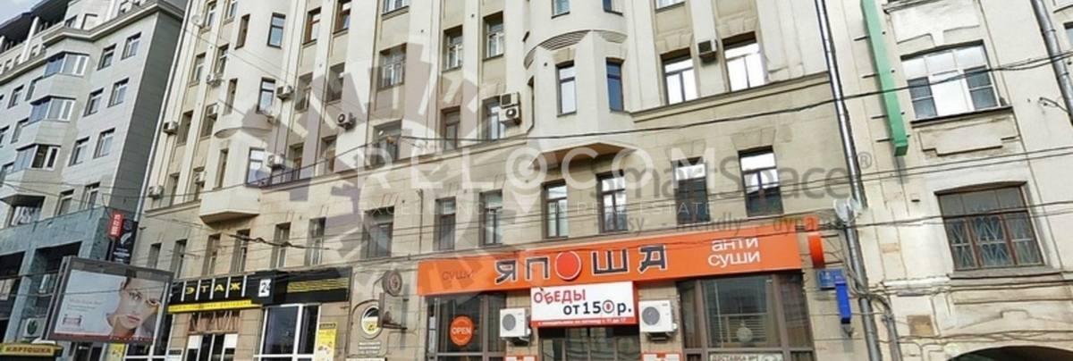 Жилой дом Новослободская 14