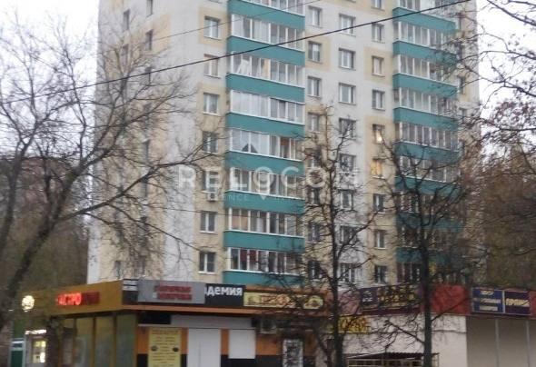 Жилой дом Малая Филёвская ул. 30.