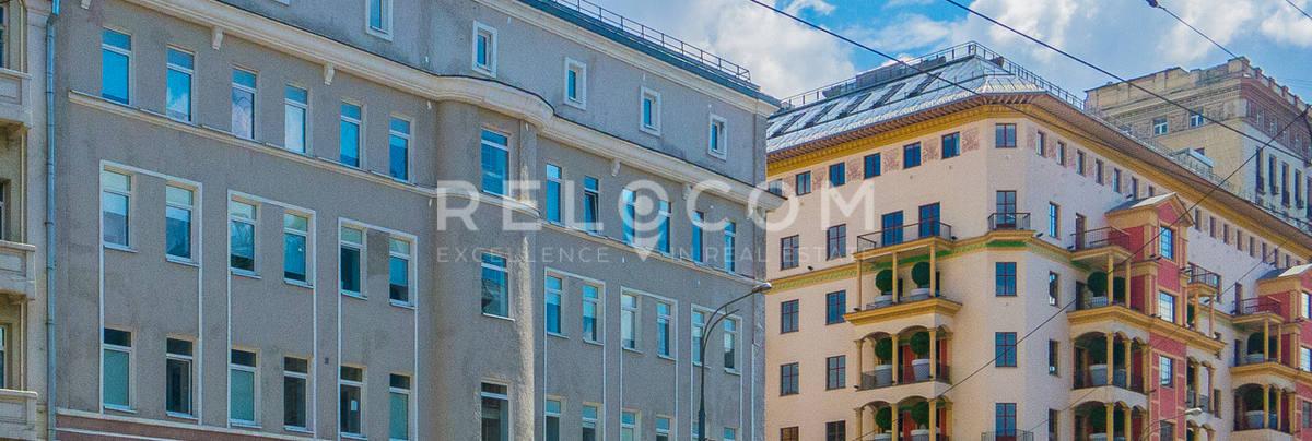 Административное здание Проспект Мира 42
