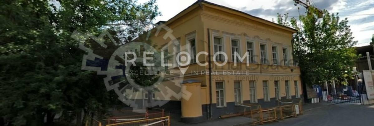 Административное здание Большая Якиманка 6