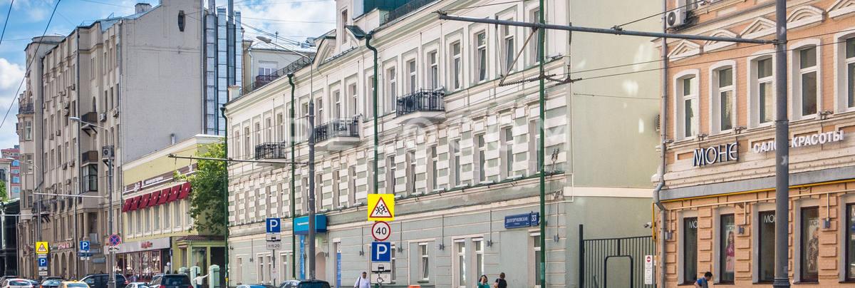 Административное здание Долгоруковская 33