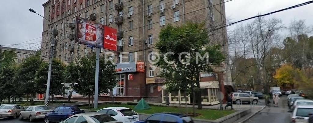 Жилой дом Кутузовский пр-т 10.