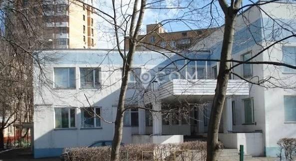 Административное здание 5-й Войковский пр-д 24.