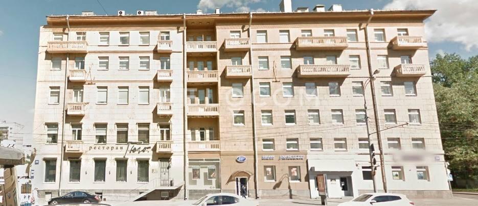 Административное здание Большая Якиманка 39