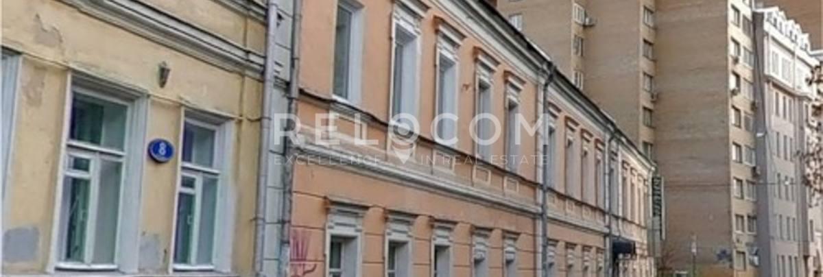 Административное здание Старопименовский 11