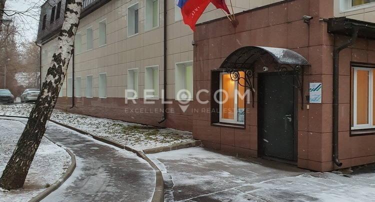 Административное здание Лесная ул. 57, стр. 5.