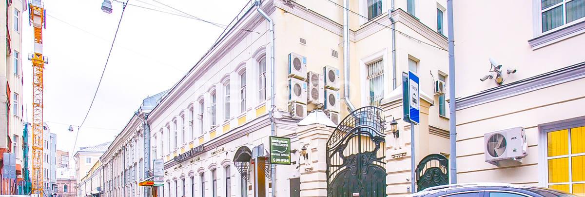 Административное здание Всеволожский переулок 2
