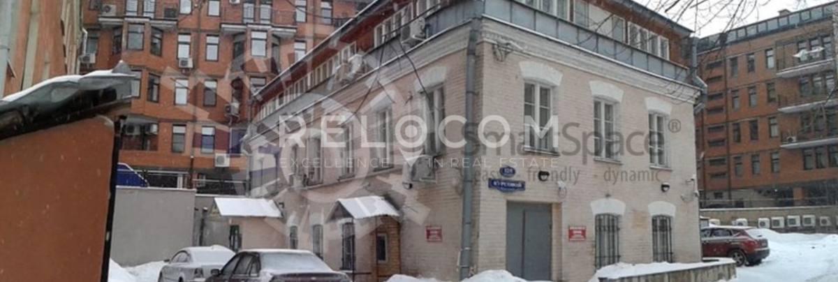 Административное здание Курсовой 12