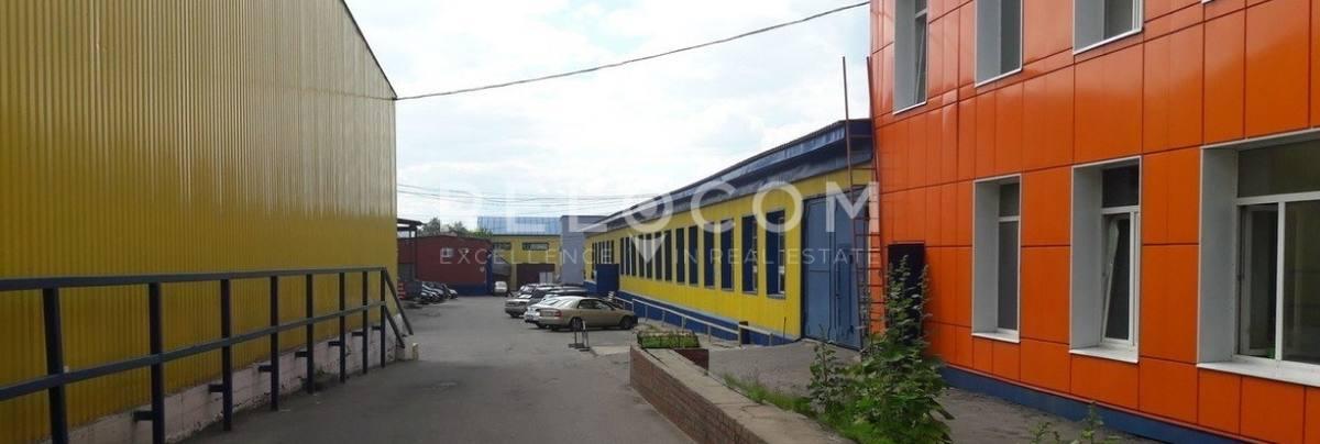Административное здание Иркутская ул. 3, стр. 7.