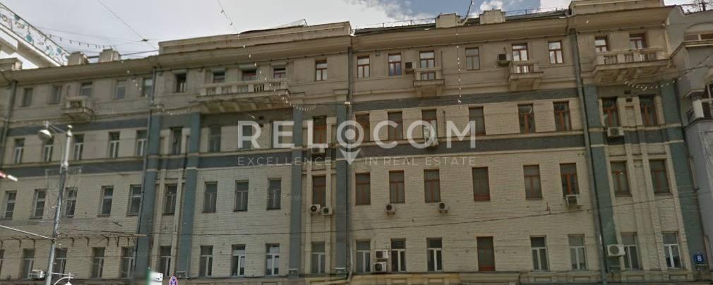 Жилой дом 1-я Тверская-Ямская ул. 8.