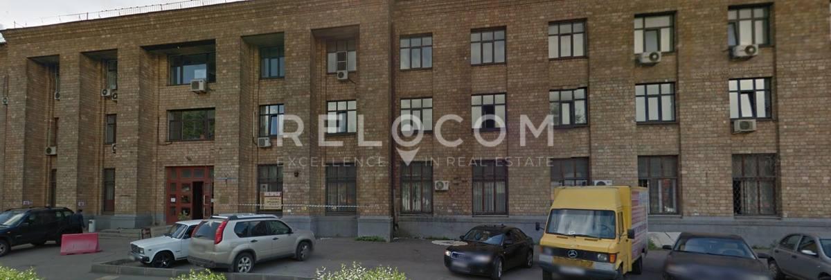 Административное здание Локомотивный проезд 21, стр. 1.