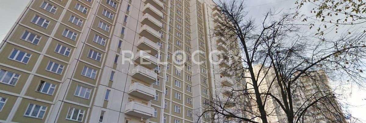 Жилой дом Беловежская ул. 55.