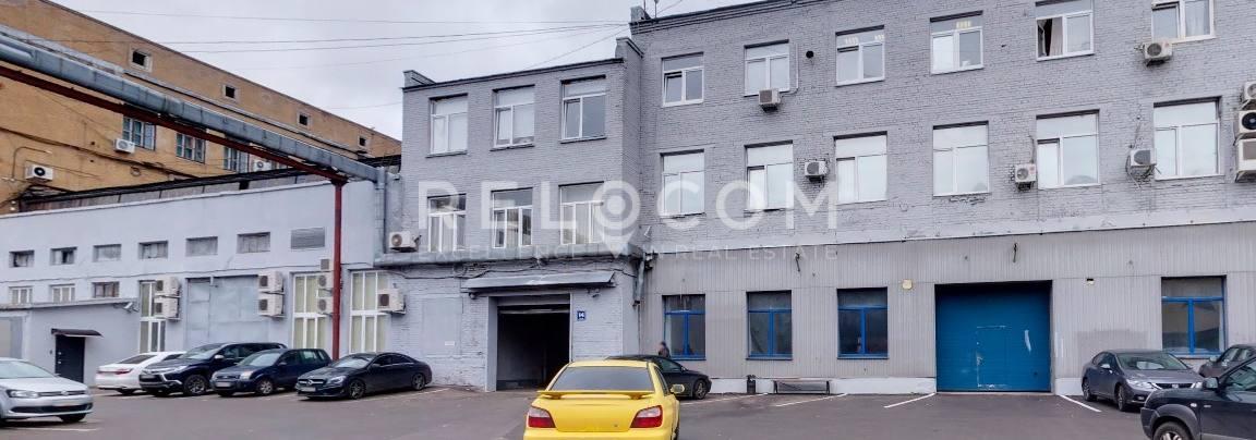 Административное здание 2-я Звенигородская ул. 13, стр. 3.