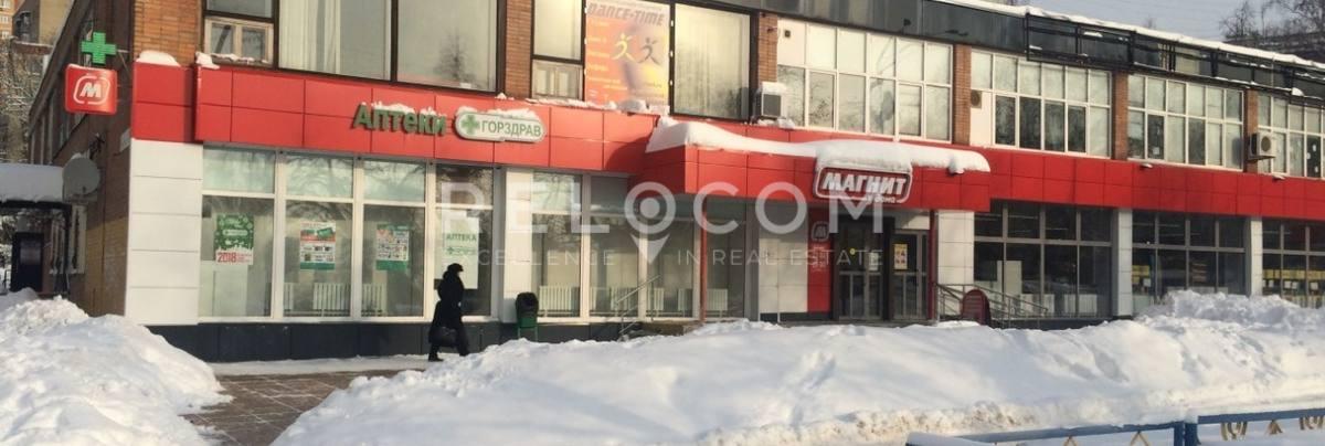 Административное здание Лермонтова ул. 42.