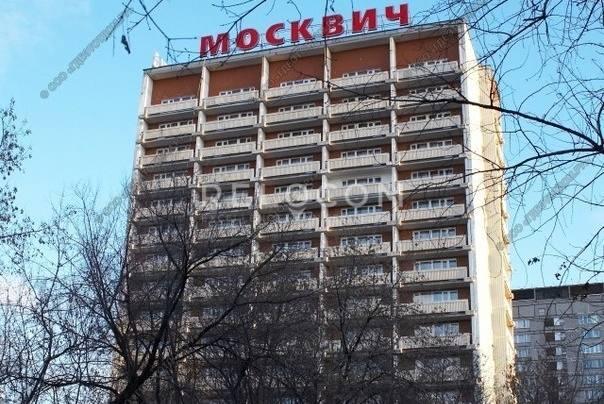 БЦ Гостиница «Москвич»