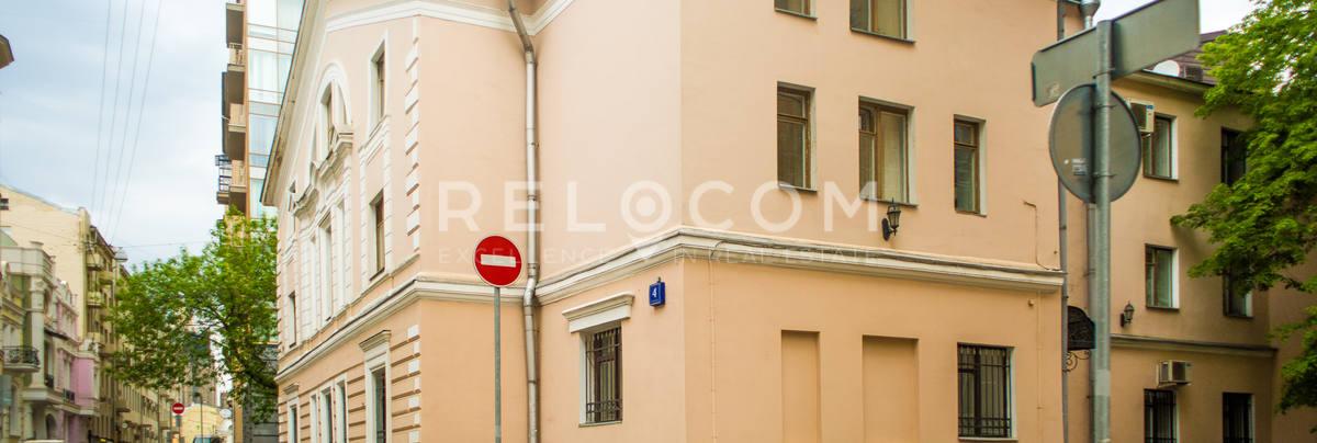 Административное здание Барыковский 4