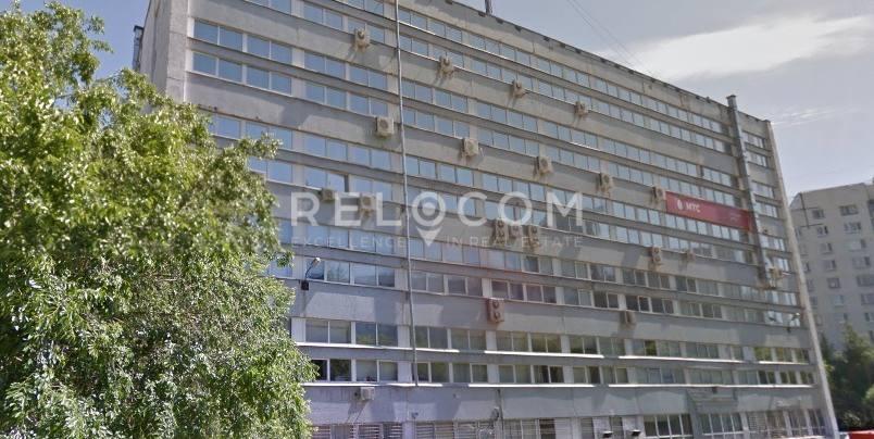 Административное здание Маршала Катукова ул., 22к2