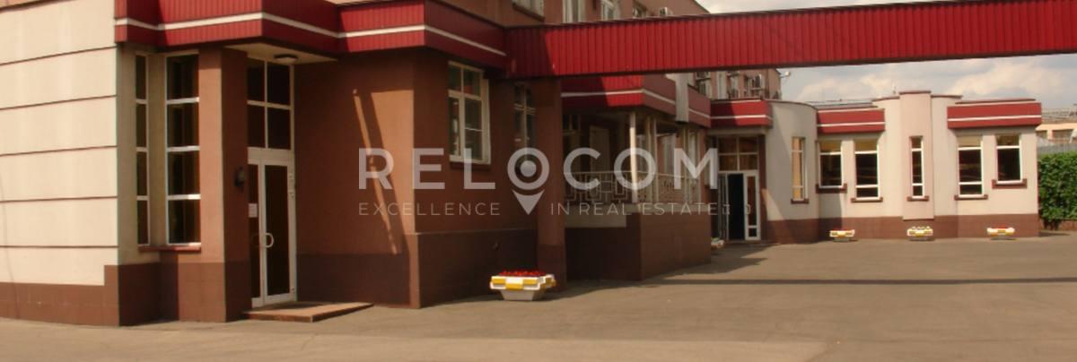 Административное здание Дубининская 17с13