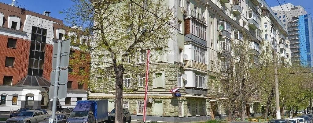 Жилой дом Донская ул. 4, стр. 2.