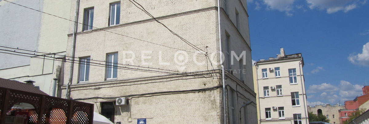 Административное здание Моховая 10