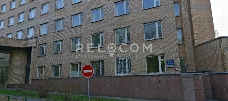 Административное здание Ленинский пр-т 42, корп. 5.