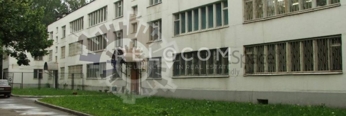 Административное здание Бескудниковский б-р 21А.