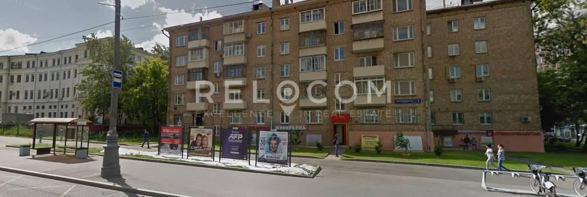 Жилой дом Сергея Макеева ул. 8.