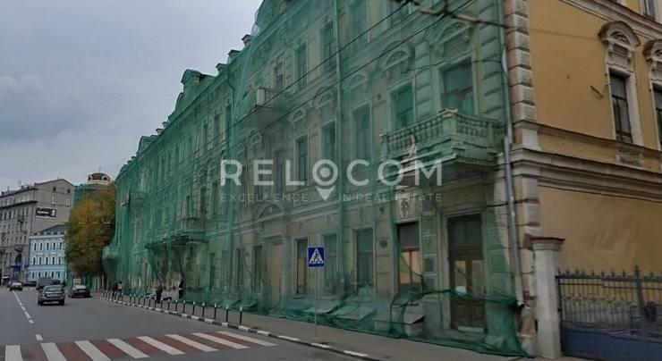Административное здание Солянка ул. 7.