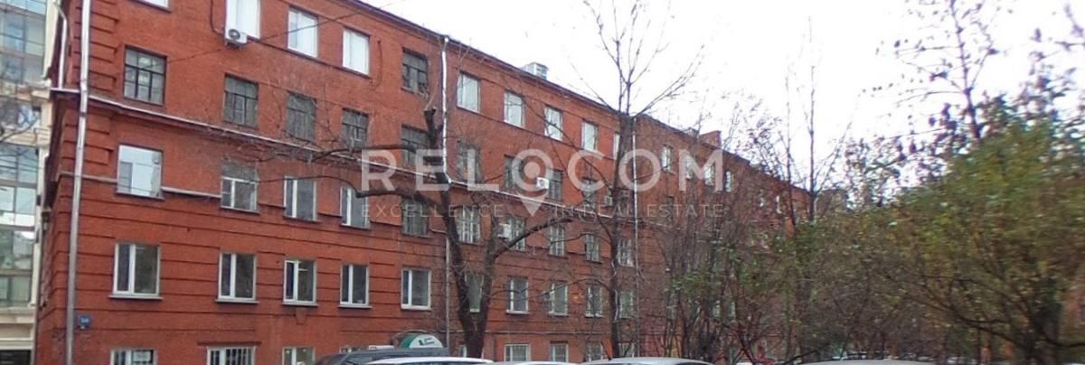 Административное здание Большая Якиманка ул. 38А.