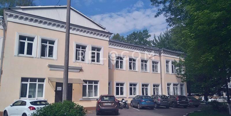 Административное здание Варшавское шоссе  42, стр. 3.