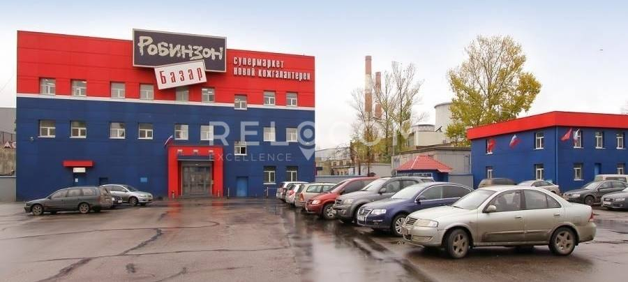 Административное здание Волгоградский пр-т 21, стр. 1.