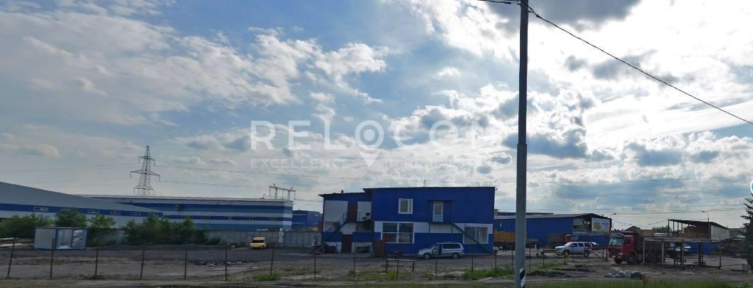 Офисно-складской центр Адмирала Корнилова ул. 65.