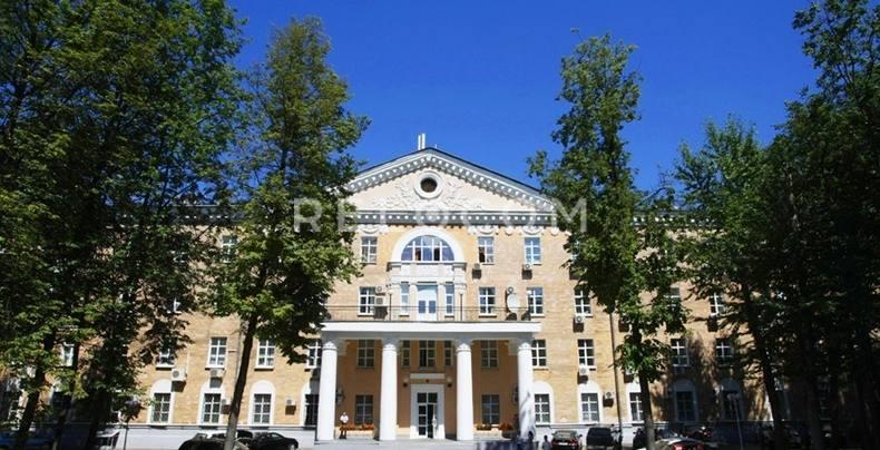 Административное здание Габричевского ул. 5.