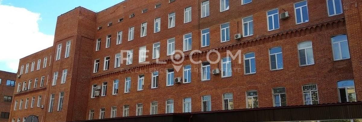 Административное здание Варшавское шоссе 11.