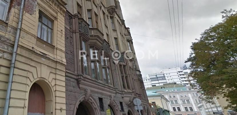 Административное здание Малый Харитоньевский пер. 4.