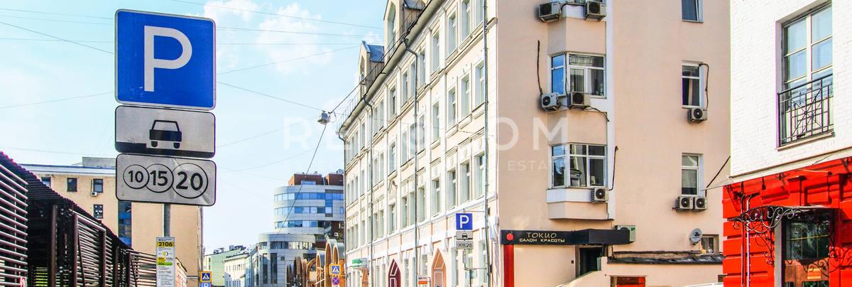 Административное здание Ащеулов переулок 9