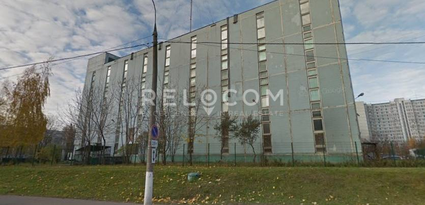 Административное здание Бусиновская горка ул. 11.
