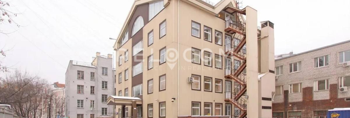 Административное здание Образцова 12 к2