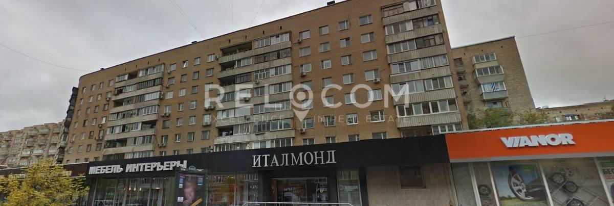Жилой дом Большая Грузинская ул. 57.