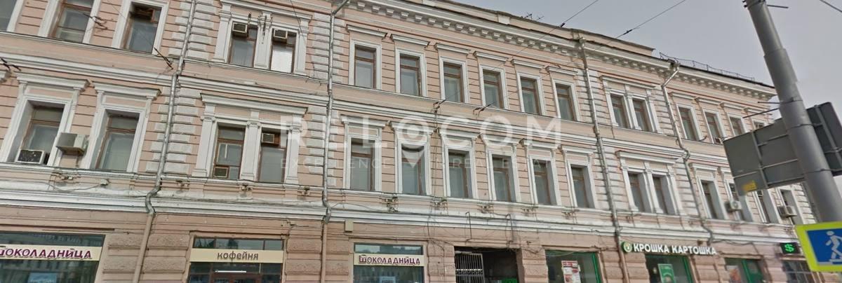Административное здание Большая Сухаревская пл. 1/2, стр. 1.