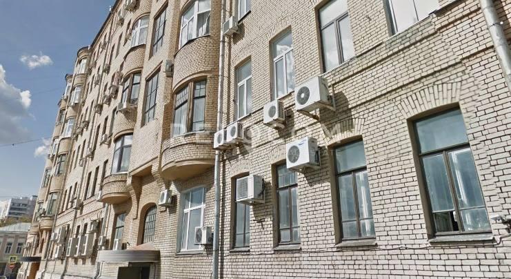 Административное здание Бауманская ул. 43/1, стр. 1.