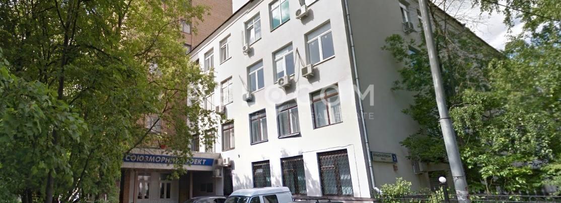 Административное здание Большой Коптевский пр-д 3, стр. 7.