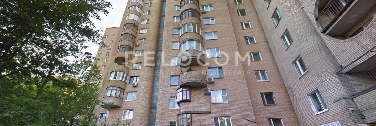 Жилой дом Большая Черкизовская ул. 22, корп. 7.