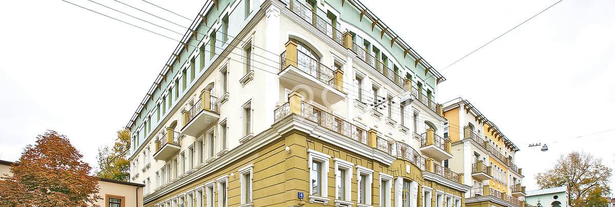 БЦ Ноев Ковчег, здание B