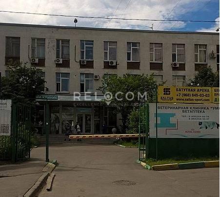 Административное здание Мусоргского ул. 3.