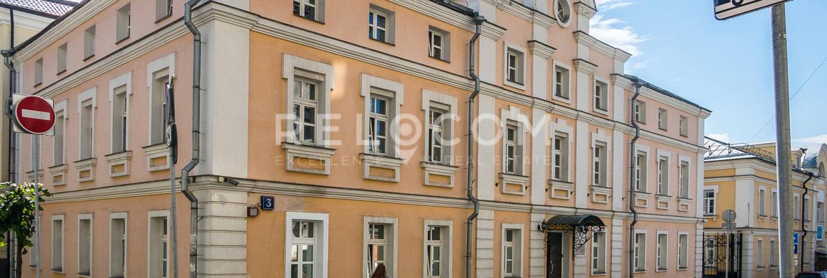 Административное здание Троицкий 3